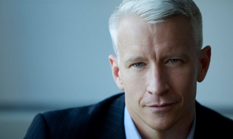 Anderson Cooper - Economy and Finance Geopolitics Emcee, Moderator and Host  Speaker