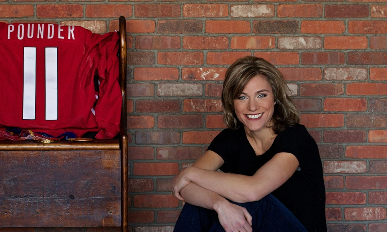 Cheryl Pounder - Sports Figures Motivation Strategies Inspiring Stories  Speaker