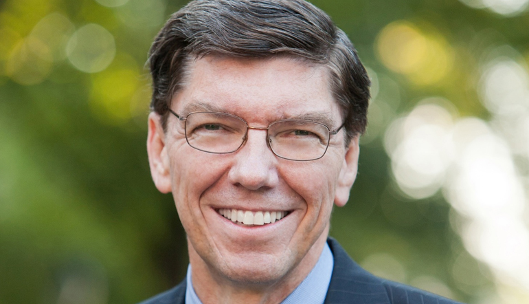 Clayton Christensen - Innovation Business Management Business Strategy  speaker