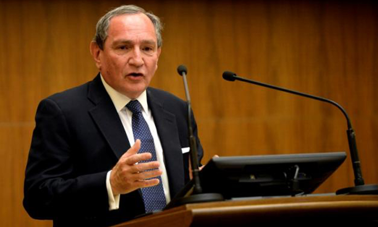 Dr. George Friedman - Geopolitics Economy and Finance The Future  Speaker