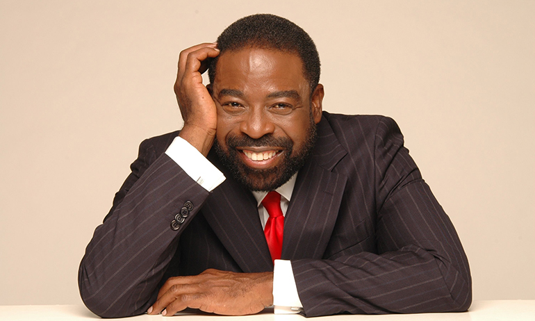 Les Brown - Motivation Strategies Inspiring Stories Communication  speaker