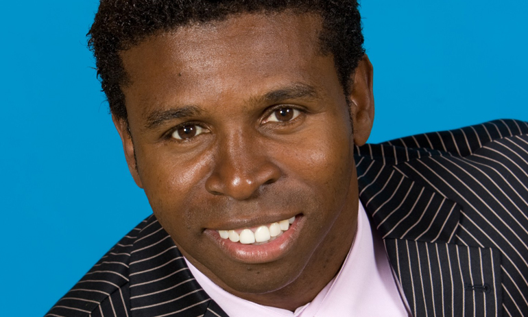 Michael Clemons - Sports Figures Motivation Strategies Teamwork  speaker
