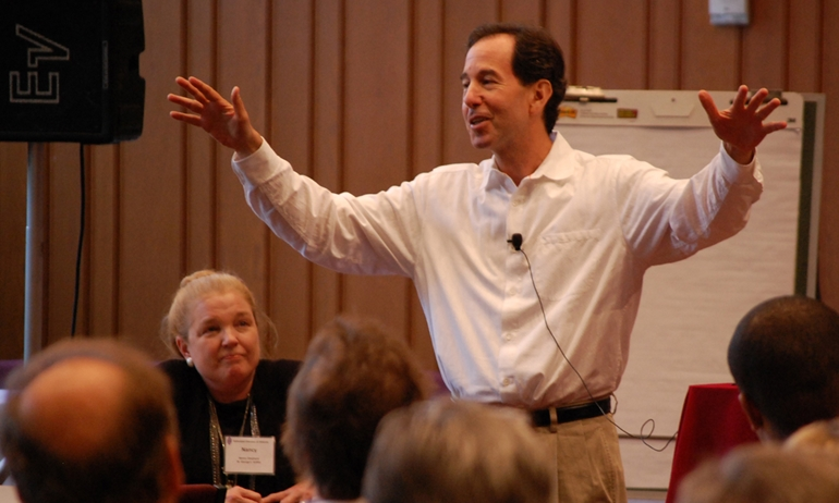 Ronald A. Heifetz - Leadership Business Management  Speaker