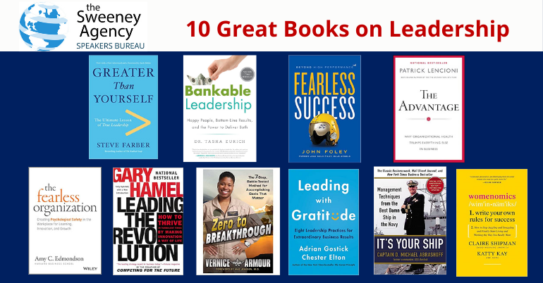 10 Great Books Every Leader Should Read