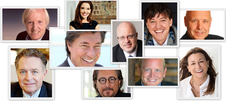 10 Speakers Who Will Help Your Audience Become More Customer-Centric