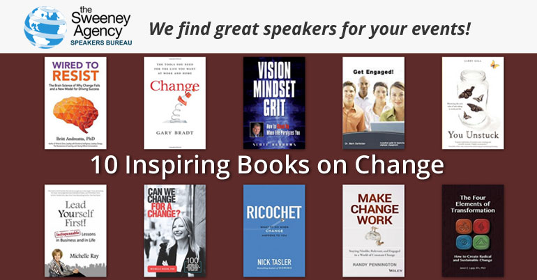 10 Inspiring Books on Change