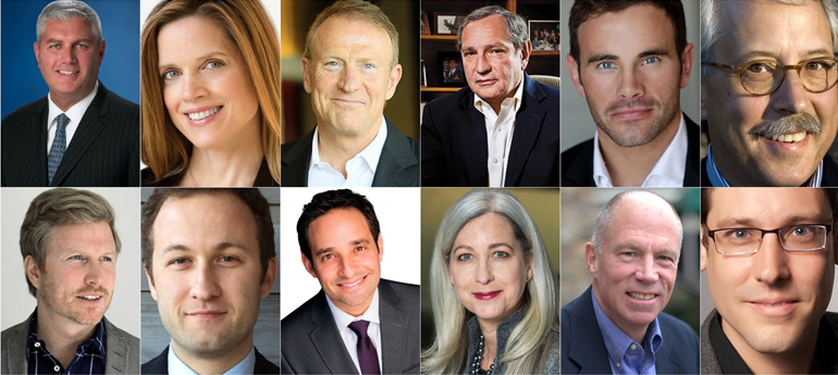 12 Highest Rated Speakers of May 2018