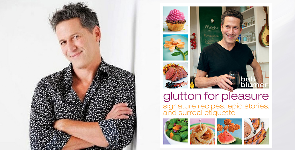 Meet Celebrity Chef and Gastronaut, Bob Blumer