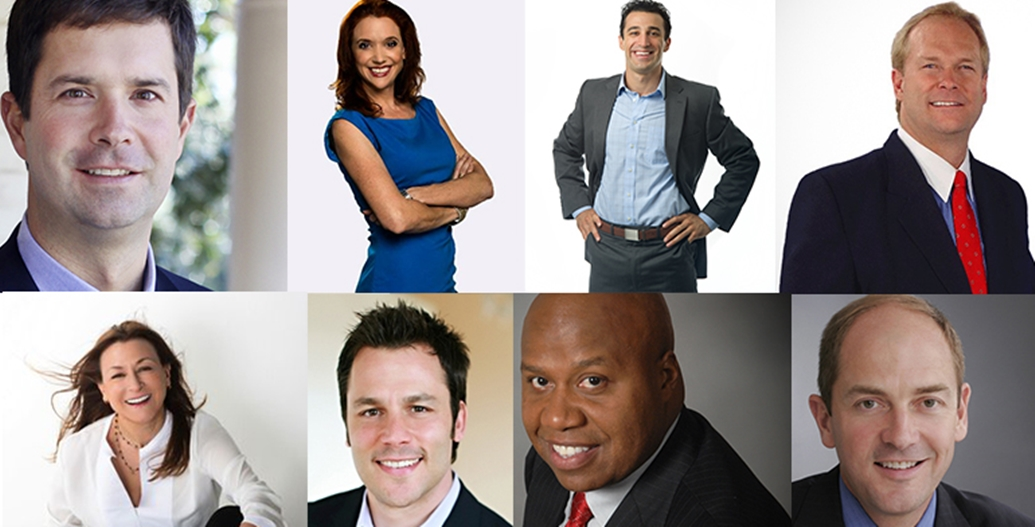 The Top 10 Speakers for Sales Audiences – August 2015