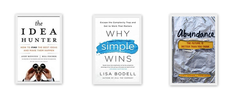 3 Great Books on Innovation Everyone Should Read