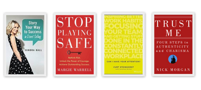 4 Great Books on Communications Everyone Should Read
