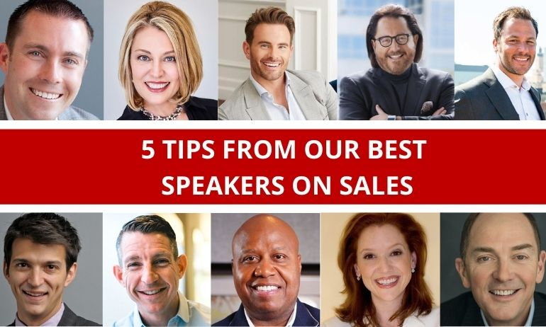 5 TIPS FROM OUR BEST SPEAKERS ON SALES PCTA - Sweeney Speakers Listings