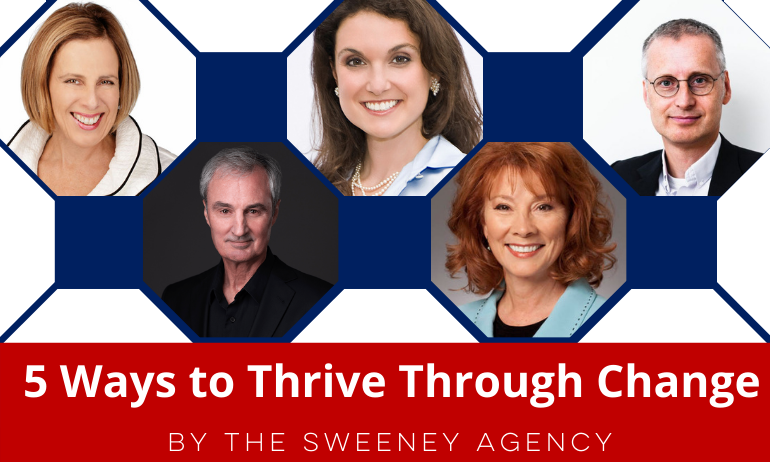 5 Ways to Help Your Team to Thrive Through Change