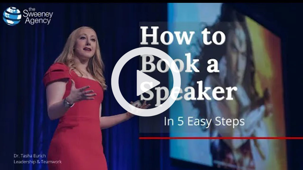 5 steps how to book a speaker - Home