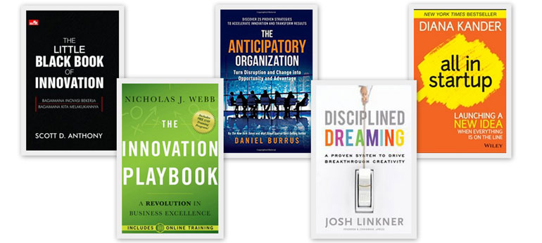 5 Great Books Every Innovator Should Read