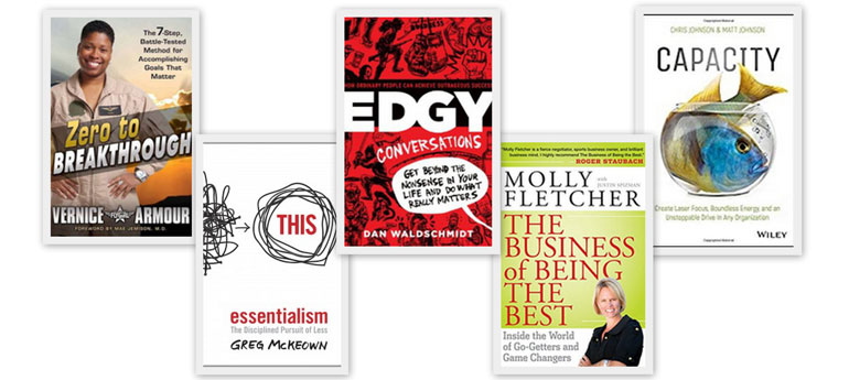 5 Great Books on Peak Performance Everyone Should Read