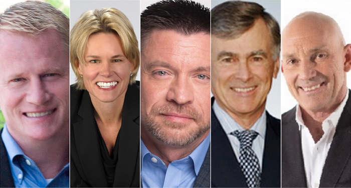 Five Great New Speakers on Leadership