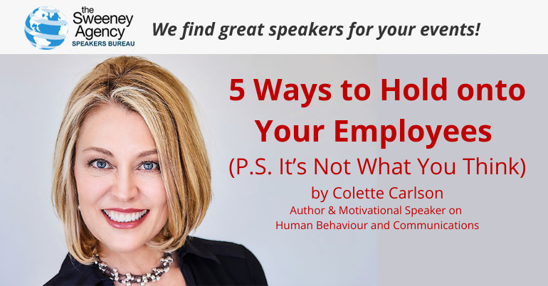 5 Ways to Hold onto Your Employees (P.S. It's Not What You Think)