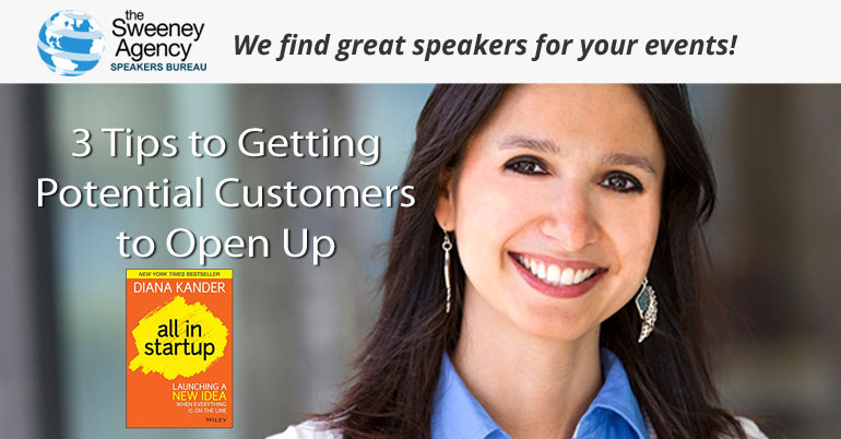 3 Tips to Getting Potential Customers to Open Up
