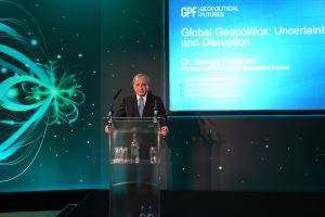 George Friedman WKF II 300x200 - Release the Keynote! 3 Ways to Disrupt the Virtual Event