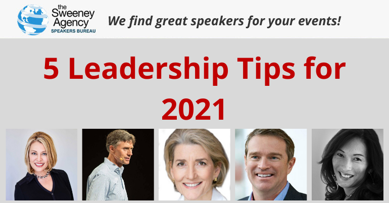 5 Ways to be a Great Leader in 2021