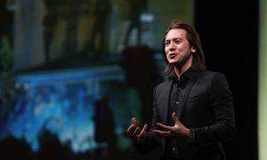 Futurist Keynote Speaker Mike Walsh at The Sweeney Agency Speakers Bureau