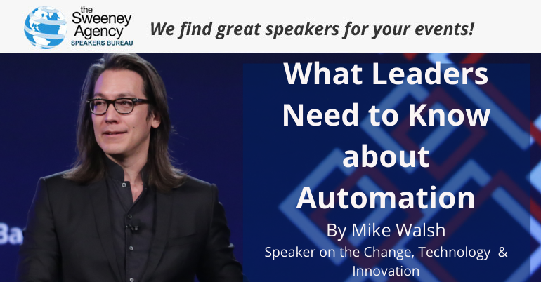 What Leaders Need to Know about Automation