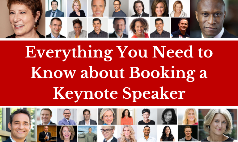 The Guide to Finding the Best Business Speakers & Keynote Speakers