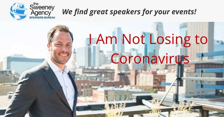 I Am Not Losing to Coronavirus