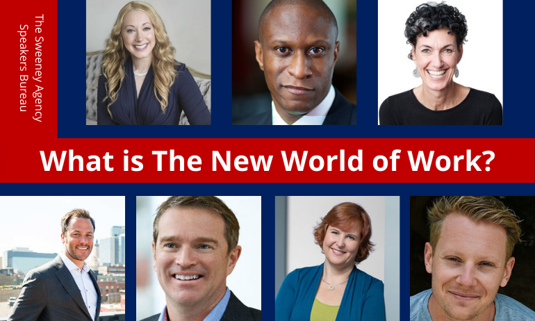 What the New World of Work Means for You
