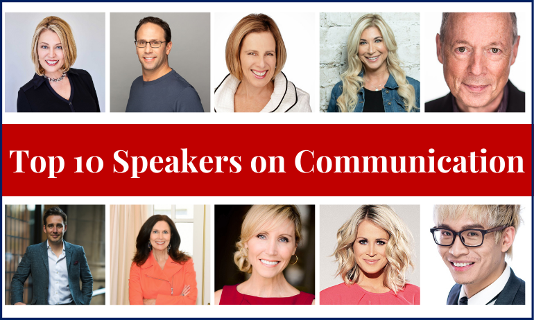 Top 10 Speakers on Communication