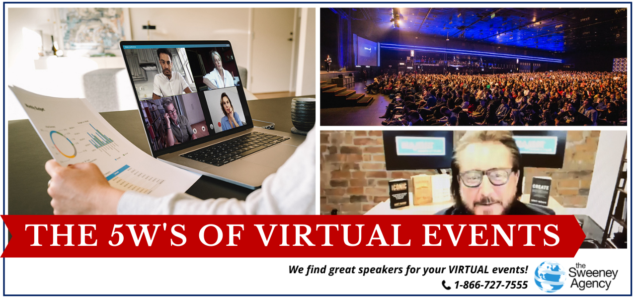 The 5W's of Virtual Events