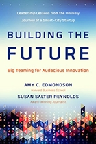 amy edmondson leadership book - Amy C. Edmondson