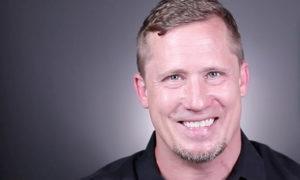 Andy Core Motivational Speaker on Wellbeing at The Sweeney Agency Speakers Bureau