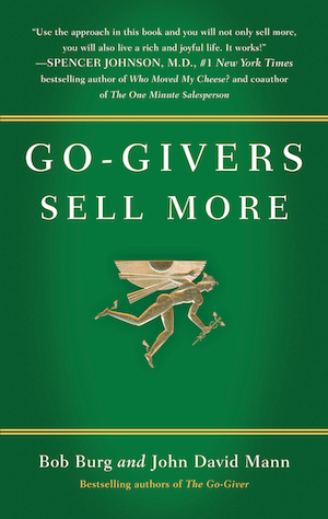 bob burg sales book4 - 5 Great Books on Sales Every Salesperson Should Read