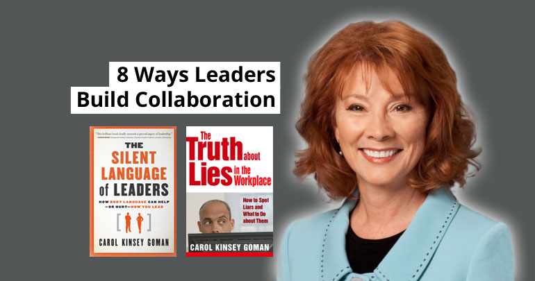8 Ways Leaders Build Collaboration
