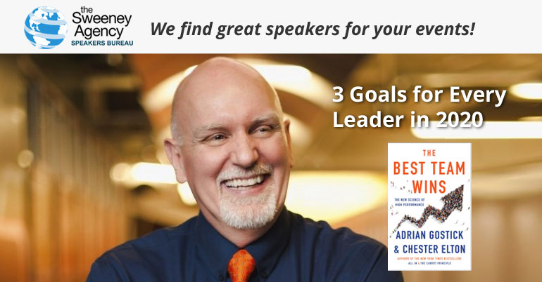 3 Goals for Every Leader in 2020