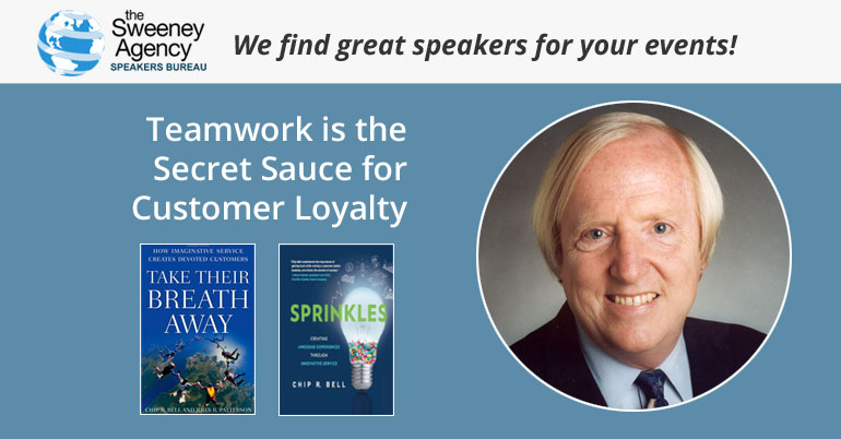 Teamwork is the No. 1 Secret Sauce for Customer Loyalty