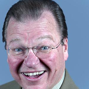 dale irvin humorous speaker 300x300 - Bob Gray