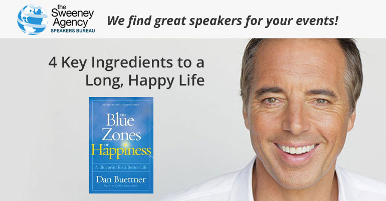 4 Key Ingredients to a Long, Happy Life