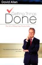 david allen productivity book - David Allen