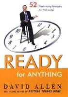 david allen productivity book2 - David Allen