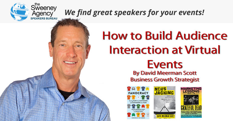 How to Build Audience Interaction at Virtual Events