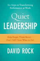david rock leadership book - David Rock