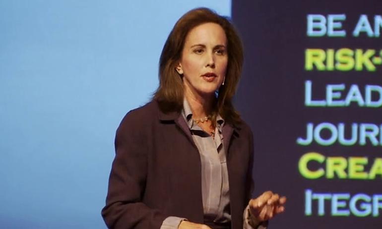 Deborah Perry Piscione Speaker