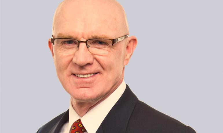 Derek Daly Speaker