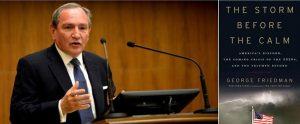 Geopolitical Expert & Keynote Speaker Dr. George Friedman at The Sweeney Agency Speakers Bureau