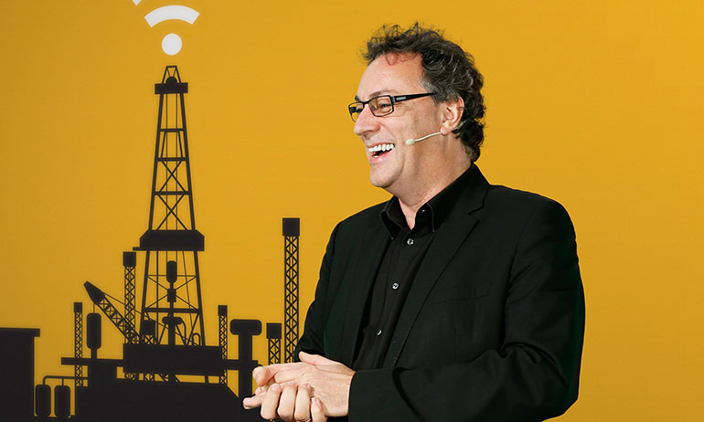 gerd leonhard futurist speaker - Sweeney Speakers Listings