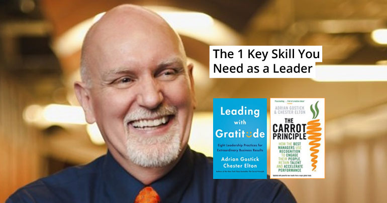 The 1 Key Skill You Need as a Leader