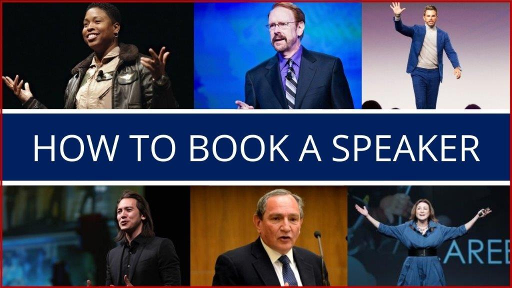 how to book speakers - Home